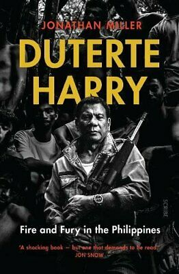 AU22.57 • Buy Duterte Harry: Fire And Fury In The Philippines By Jonathan Miller 1911617036