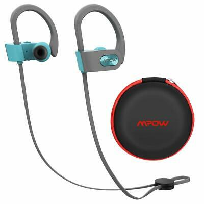 Mpow Flame Bluetooth Wireless Headphones Stereo Sport Gym In-Ear Earbuds Headset • 17.39£