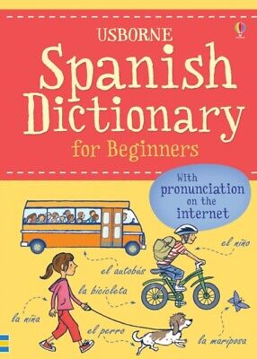 Spanish Dictionary For Beginners • 8.51£