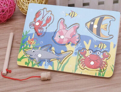 £3 • Buy Magnetic Fishing Puzzle Game