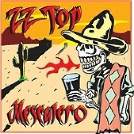AU13.63 • Buy ZZ Top Mescalero CD