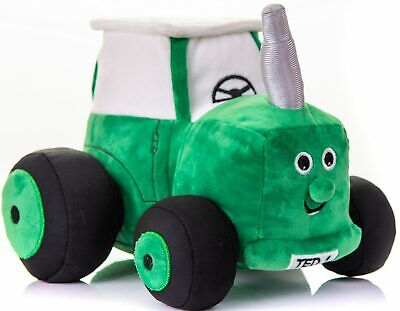 £18.89 • Buy Tractor Ted - Large Soft Toy Farmyard Tractor Children's Plush Cuddly Toy NEW