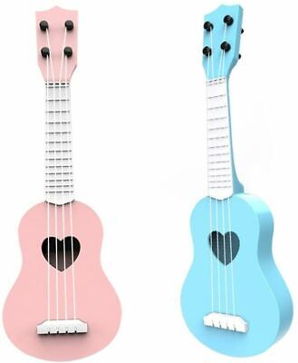 Childrens Kids Wooden Acoustic Guitar Musical Instrument Child Toy Xmas Gift • 9.89£