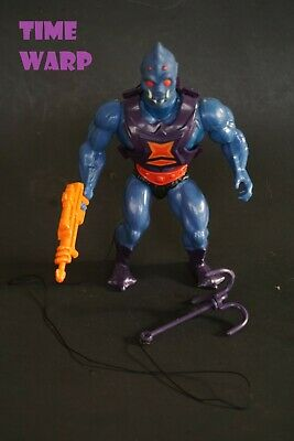 $50 • Buy Masters Of The Universe * Webstor * 1981 Motu Action Figure * Complete!