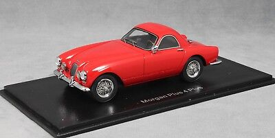 Neo Models Morgan Plus 4 Plus In Red 46131 1/43 NEW • 62.99£