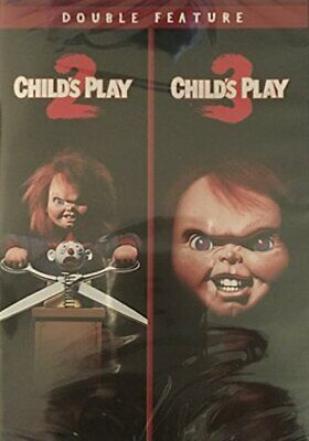 Child's Play 2 / Child's Play 3 Double Feature DVD NEW! • 7.85£