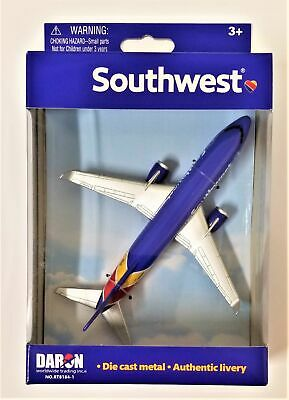 $14.99 • Buy Daron - Southwest Single Plane New Livery (BBRT8184-1)