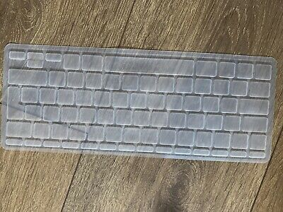 """£2.90 • Buy Clear 11"""" Macbook Air Keyboard Cover Never Used"""