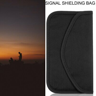 Mobile Phone RF Signal Shield Bag Jammer Anti-Radiation Shield Case Pouch ZX • 6.05£