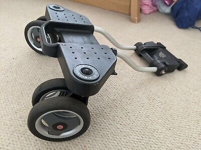 Micralite Kiddy Rider Wheeled Buggy Board Sibling Ride On For Toro/ Fastfold • 25£