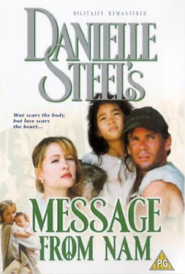 Danielle Steel's Message From Nam (DVD) (2003) (Jenny Robertson) • 1.60£