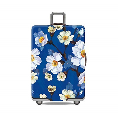 Suitcase Cover, Protective Luggage Cover, Elastic Stretch Protection Dustproof • 14.73£