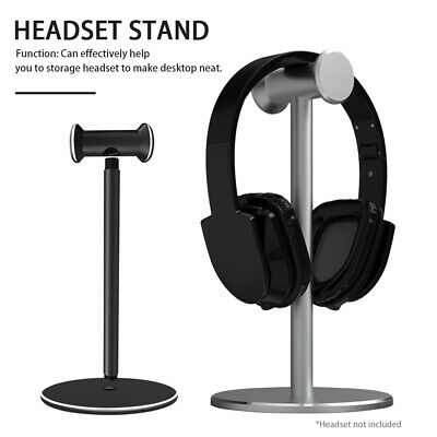 AU21.46 • Buy Gaming-Earphone Holder Headphone Bracket Display Stand Universal Headset Hanger