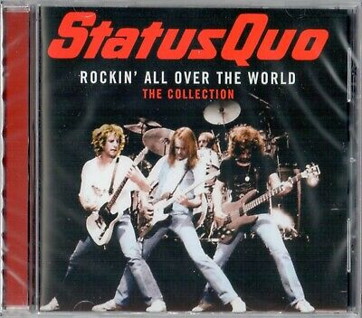 Status Quo ~ Rockin' All Over The World NEW SEALED CD (Greatest Hits / Best Of) • 4.45£