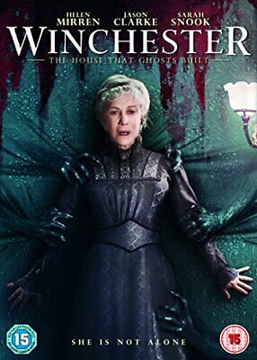 Winchester DVD (2018) Helen Mirren New • 6.22£