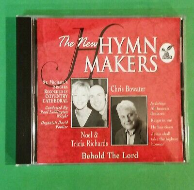 CD - The New Hymn Makers - Noel & Tricia Richards - Chris Bowater • 10.62£