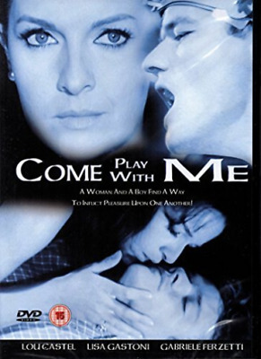 Come Play With Me DVD NEW • 13£