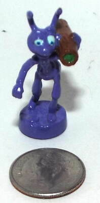$ CDN4.86 • Buy Very Small Figure Of An Purple Ant As Seen In The Movie Antz