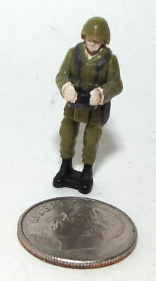 $ CDN4.86 • Buy Very Small Figure Of A Soldier With Binoculars