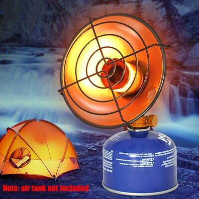 Outdoor Portable Space Heater Gas Heating Stove Camping Winter Fishing Tent X 1 • 20.80£