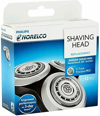 AU30.91 • Buy Norelco Philips Rq12 Plus+ Replacement Shaver Head For SensoTouch Series 8000