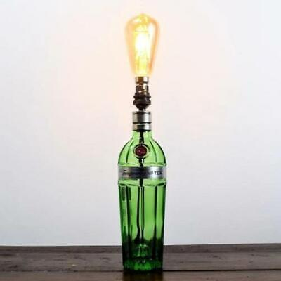 Tanqueray No 10 Gin Bottle Table Lamp • 29.99£