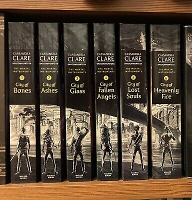 The Mortal Instruments Series By Cassandra Clare (All 6 Books) Paperback • 7.20£