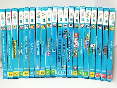 AU98.85 • Buy 💰Nintendo Wii U Games Sale Game Selection *FREE SHIPPING* Buy 2 Get 10% Off!💰