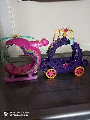 My Little Pony Helicopter And Carriage • 6£