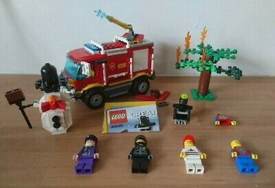 Small Lego Bundle - 2 Sets + Various Minifigs • 5.99£