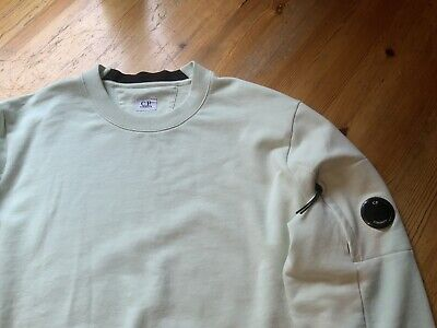Cp Company Mint Green Xl Lens Sweater • 105£