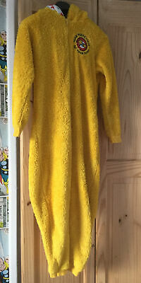 Children In Need Pudsey Bear Outfit Age 10-11 Size 140-146cm • 7.99£
