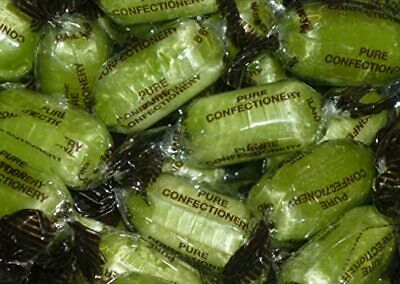 £3.31 • Buy Chocolate Limes Hard Boiled Traditional British Retro Sweets Pick N Mix Wrapped