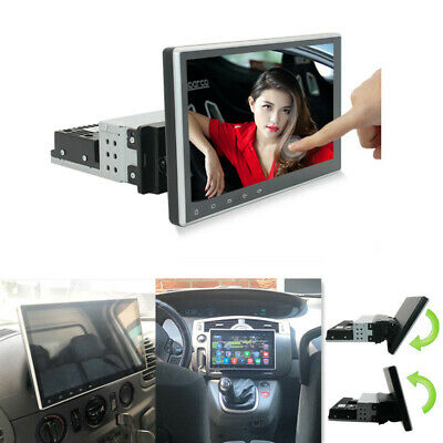 $202.05 • Buy Car Multimedia Player 10.1 1G+16G Android Stereo 1DIN Navigation WIFI GPS Radio