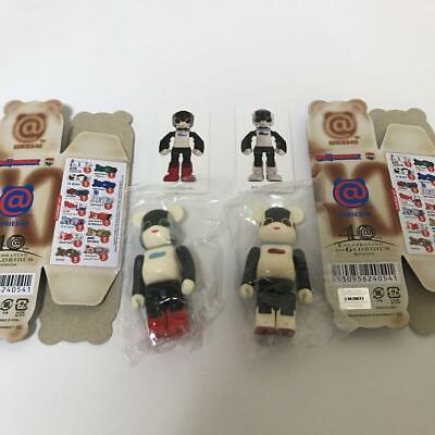 $53.56 • Buy Bearbrick Series 40 Sf Robi Front And Back Set