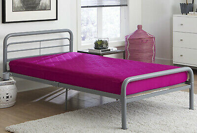 $ CDN126.13 • Buy Twin Size 6 Inch Memory Foam Mattress Comfort Polyester Quilted Tight Sleeplace