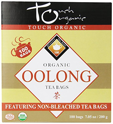 $13.41 • Buy Touch Organic Tea, Cube Oolong, 100 Count