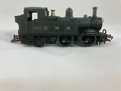 Hornby R2026C Class 14XX 0-4-2T 1444 In GWR Green Runner Unboxed Ex Cond • 21.90£