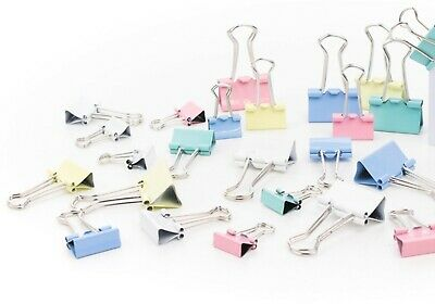 £4.18 • Buy A Range Of Bulldog, Foldback And Letter Clips In A Range Of Sizes.