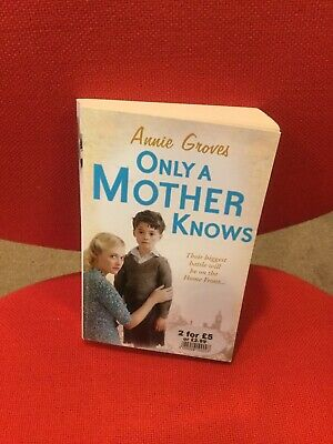 Annie Groves - Only A Mother Knows - Paperback  • 2£