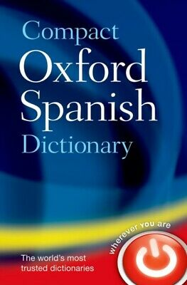 Compact Oxford Spanish Dictionary • 10.21£