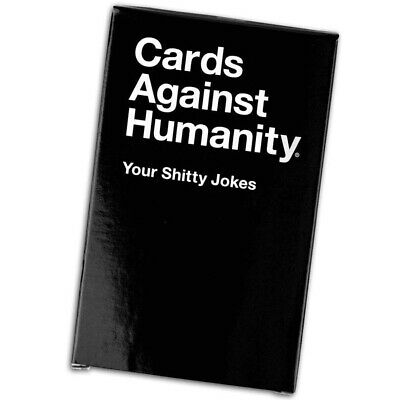 AU20 • Buy Cards Against Humanity Your Shitty Jokes - Cards Against Humanity