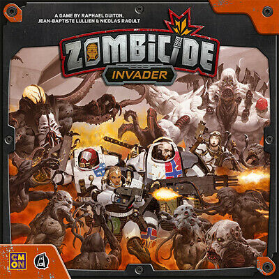 AU184.99 • Buy Zombicide Invader