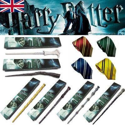 Magic Wand Harry Potter Hermione Dumbledore Voldemort Wand Cosplay XMAS Gift • 7.30£