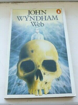WEB   By JOHN WYNDHAM  (1980)  PENGUIN  PAPERBACK Good Condition • 3£