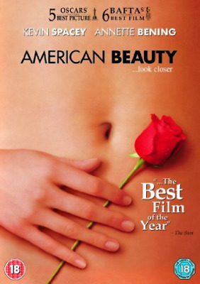 AU7.68 • Buy Kevin Spacey, Annette Bening-American Beauty DVD NEW