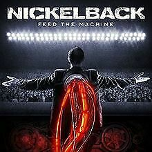Feed The Machine By Nickelback   CD   Condition Good • 5.29£