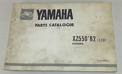 AU33.30 • Buy Parts Catalog/Spare Parts List Yamaha XS 650SE Year 1979 Stand 08/1978