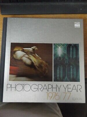 Photography Year 1976/77 Edition By The Editors Of Time Life Books Hardback Book • 9.99£