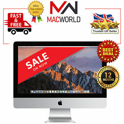 Apple IMac 21.5  Core I5 2.9Ghz 8GB - 1TB (Sep,2013) A+ GRADE 12 Month Warranty • 499.99£